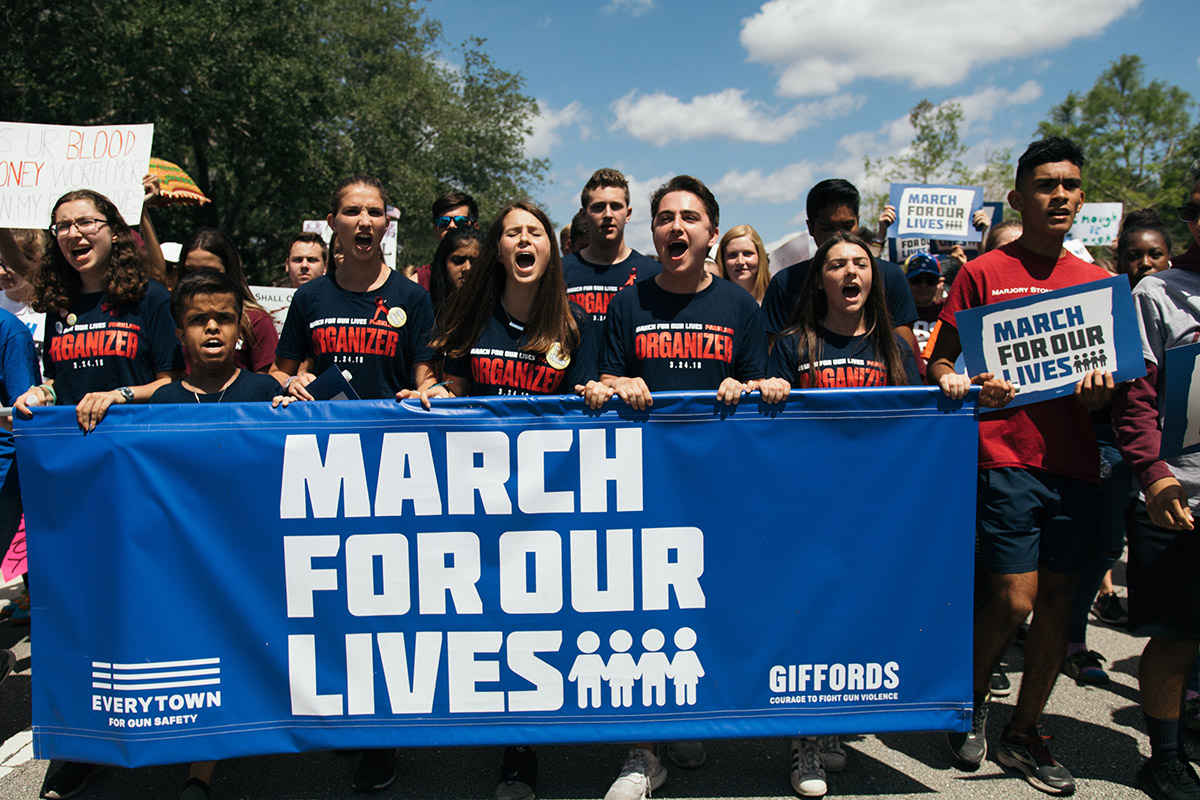 March for our Lives 2020